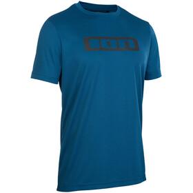 ION Scrub Camiseta Manga Corta, azul